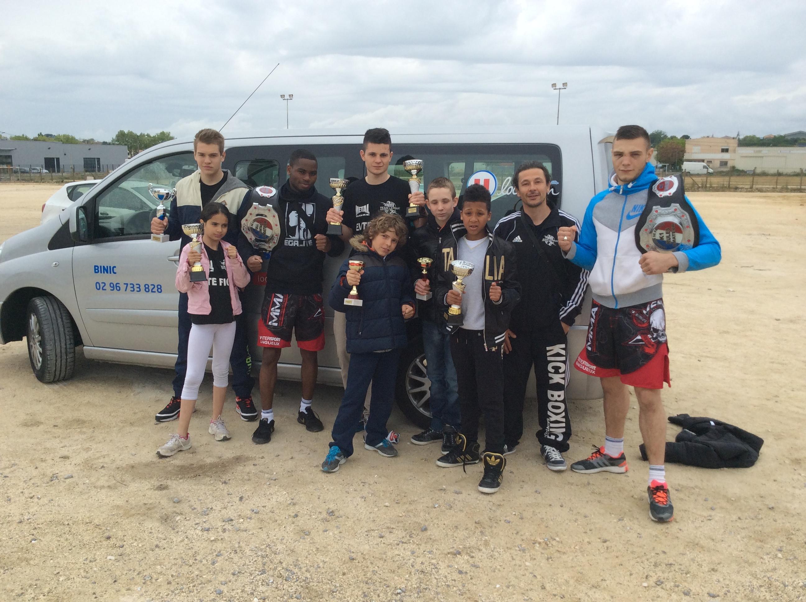 Team Lepinay 2014